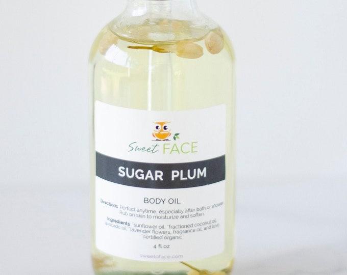 Sugar Plum Body Oil