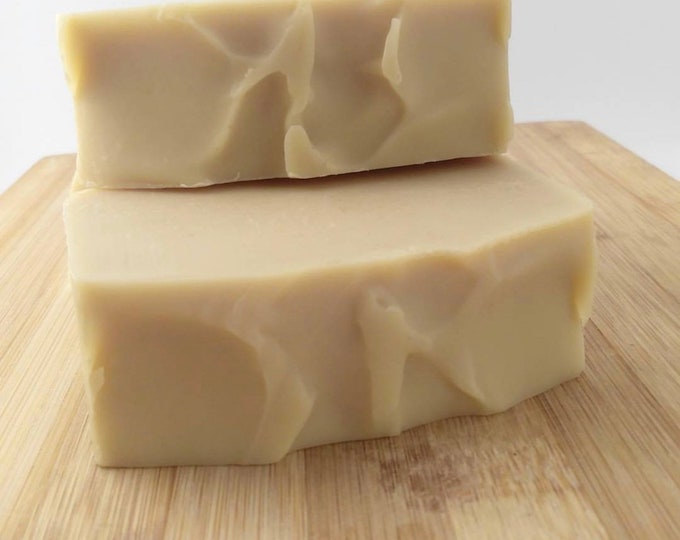 Goat Milk & Honey Goat Moisturizing Bar Soap