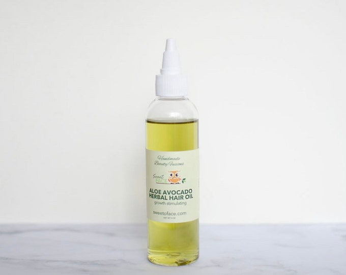 Herbal Hair Growth Oil