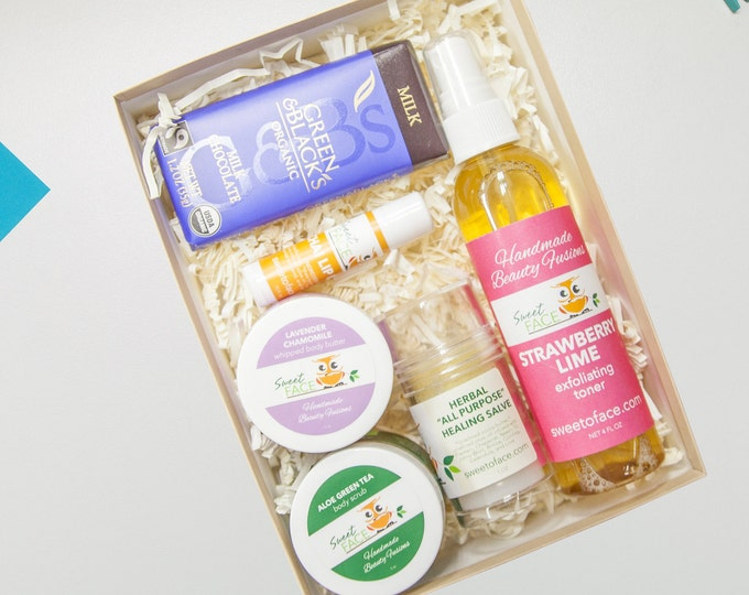 Bath & Body Day Gift Set