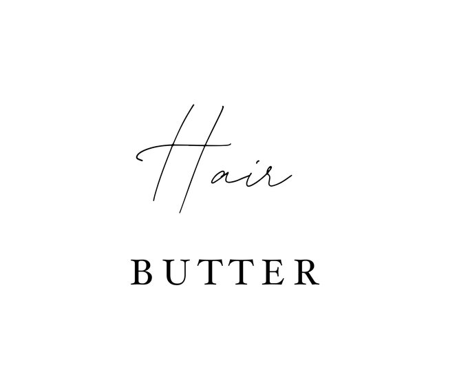 Whipped Herbal Growth Hair Butter