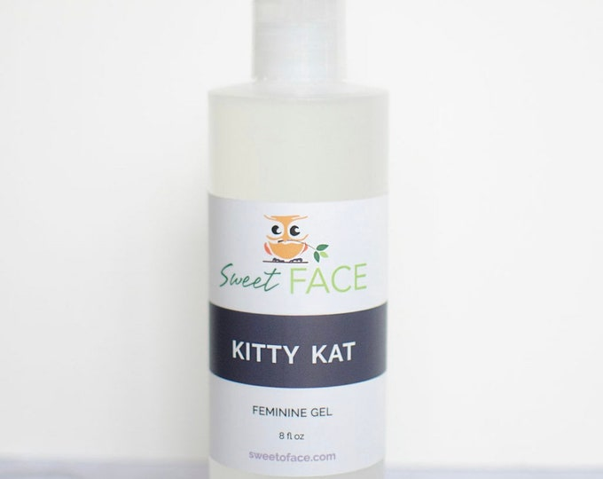 Kitty Kat Gel I Feminine Shower Gel I Intimate Cleasner