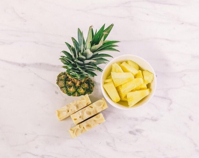 Pineapple Ginger Soap