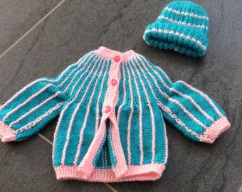 Baby jacket Hat set mixed new girl boy