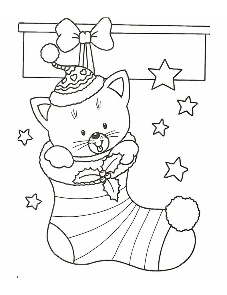Katten En Kittens Kleurtje Pagina S Kleurplaten Katten En Kittens Voor Kinderen Kleurplaat Coloring Boek