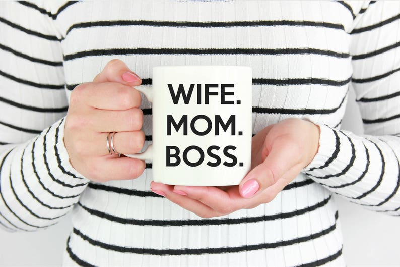 Wife Mom Boss Gift For Ideas