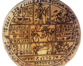 Hypocephalus Facsimile II, 2 from the Book of Abraham