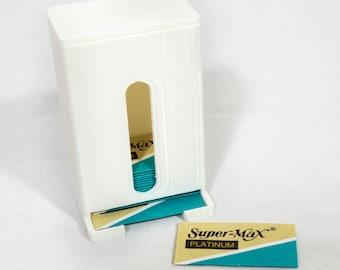 Razor Blade Dispenser for Safety Razors