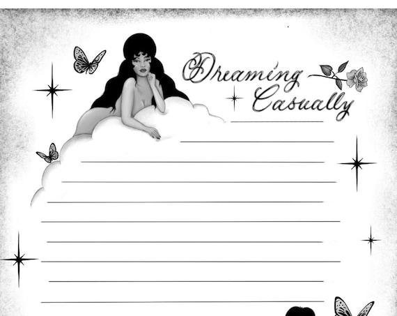 Dreaming Casually Notepad