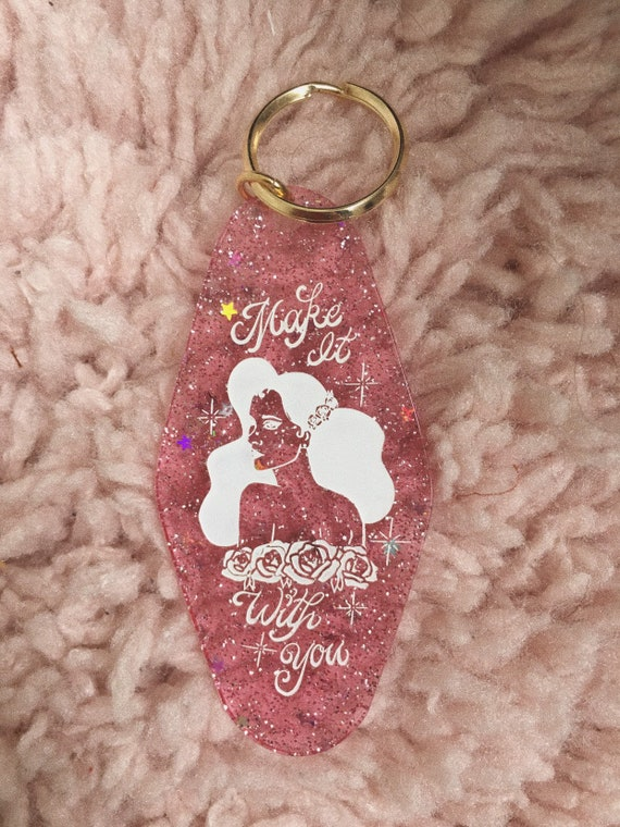 Make it With You Keychain