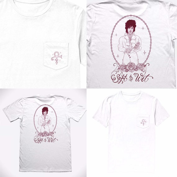 PRESALE: Soft & Wet Prince Shirt