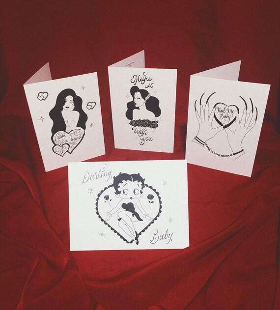 La Kiwi Baby Valentines Day Cards