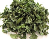 Lemon Balm Melissa Dried Herb - Home Cultivated w o Chemicals or Certified Organic .25 oz - Love Water Moon Emotions - Magick and Spellwork