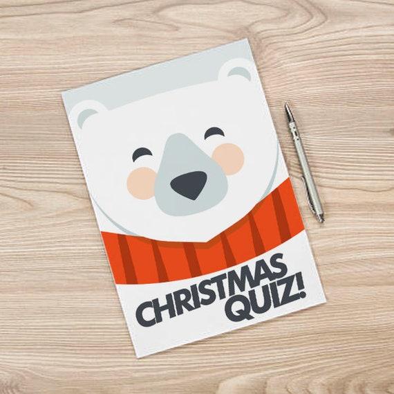 Christmas Trivia Pdf.Pdf Printable Christmas Quiz Trivia 45 Questions