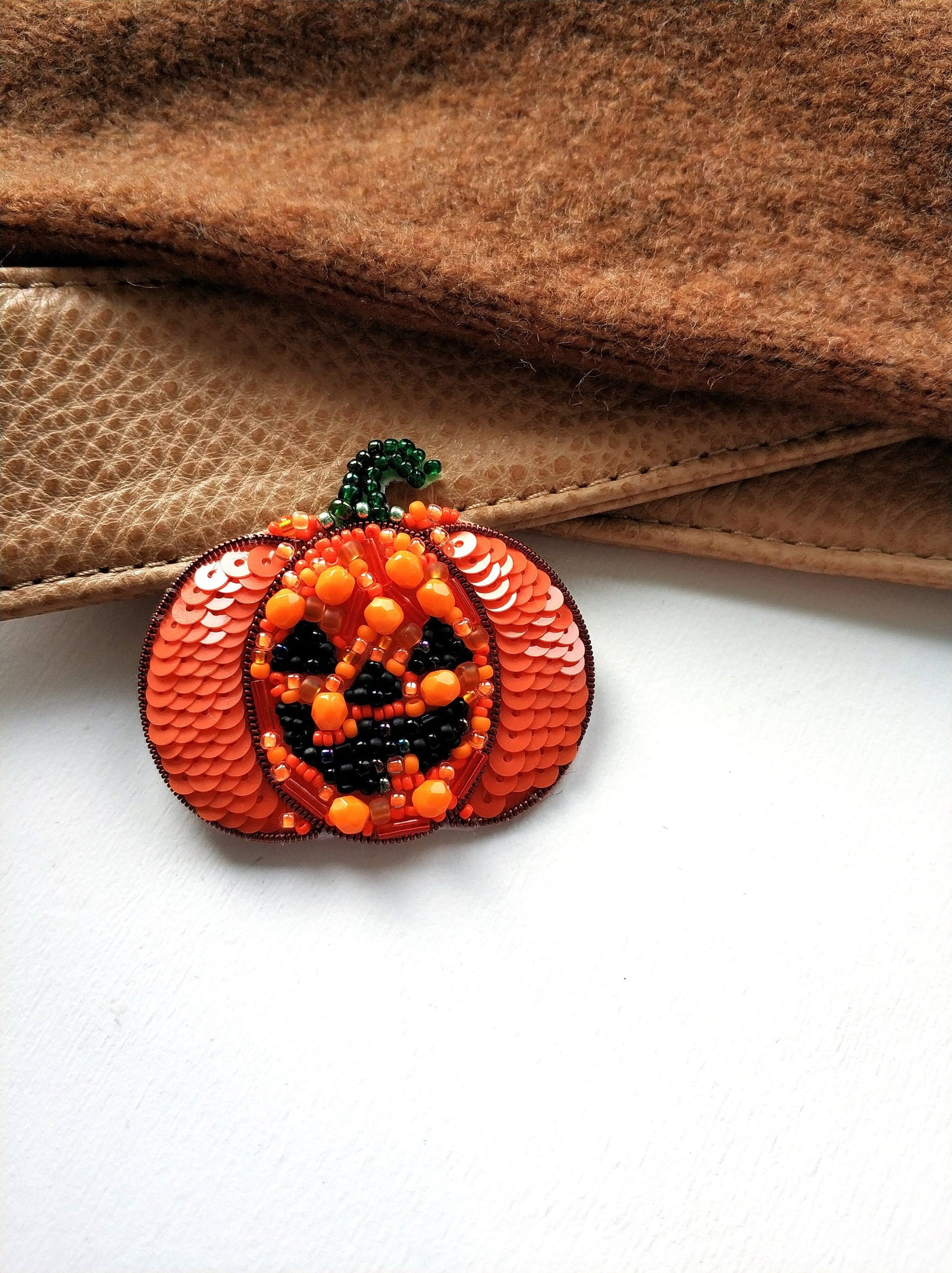 Jack O Lantern Brooches Page Nine
