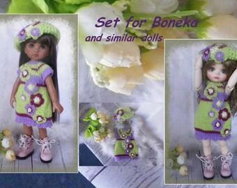 Boneka Doll  Little Darling Dianna Effner Set