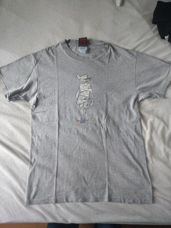 Futura 2000 rare vintage t shirt size large