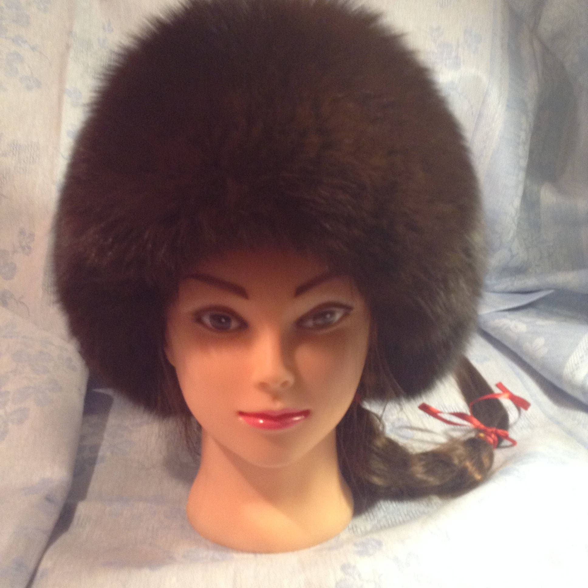 527a3a8e17d Polar Fox Hat Size S American Size 7 Russian size 56 For