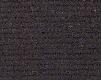 BTY Vintage Dark Brown Cloth Auto Upholstery w/ Ridges