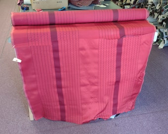 BTY 1964 Chevrolet Bel-Air Red Panelled Auto Upholstery