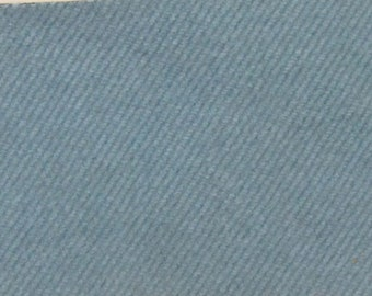 BTY vintage 1977 Chevy Chevette auto upholstery brushed denim