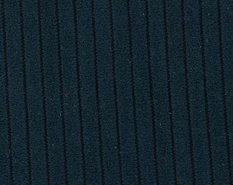 3 YD, 2 Pieces - 1975 Chevrolet Impala/Nova Custom Blue Knit Ridges Nylon Auto Upholstery
