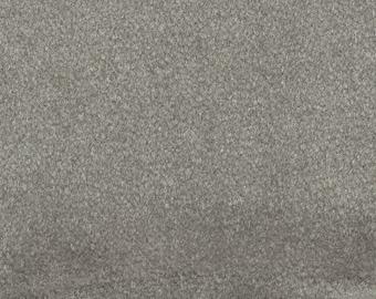 BTY Vintage Chevrolet Grey Plush Velour Auto Upholstery