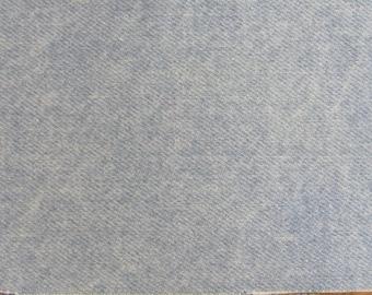 BTY Vintage stone washed denim upholstery