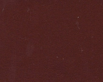 BTY Vintage Dark Red Velour Auto Upholstery