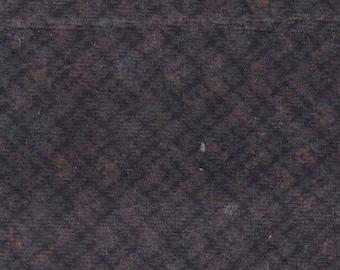 BTY Vintage Pontiac Dark Grey Plush Velour Auto Upholstery w/ Zig Zag Pattern