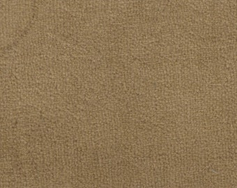 BTY Vintage 1974 Ford / Mercury / Lincoln Tan Plush Velour Auto Upholstery