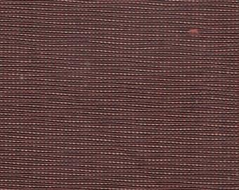 BTY mid century 1962 Chrysler upholstery burgundy with metallic thread