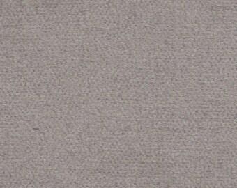 1 5/6 Yards Vintage 1991 Chevrolet Grey Plush Velour Auto Upholstery