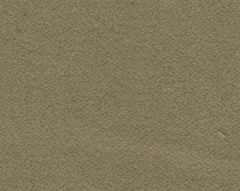 BTY 1981 Chevrolet Caprice Light Khaki Suede Cloth Auto Upholstery