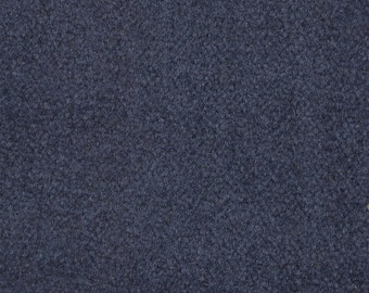 BTY Vintage Chevrolet Dark Blue Plush Velour Auto Upholstery