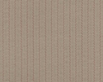 1 Yard Vintage 1960 Cadillac Tan Cloth Auto Upholstery Channels