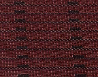 BTY mid century auto upholstery fabric 1966 Chrysler