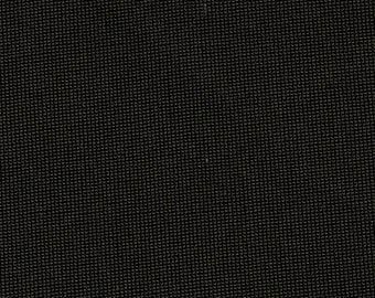 2 yards 1967 Ford/Lincoln Black Knit Nylon Auto Upholstery