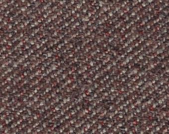 BTY Vintage 1987 Chevrolet Blazer / Suburban Brown Tweed Cloth Auto Upholstery