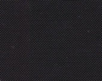 1.66 yards Vintage 1963 Chevrolet Black Nylon Auto Upholstery