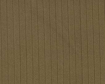 BTY Vintage 1974 Oldsmobile / Delta 88 / Cutlass Dark Khaki Nylon Auto Upholstery w/ Channels