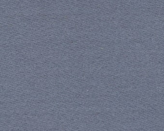 BTY Vintage 1979 Chevrolet / Pontiac / Oldsmobile Grey Blue Brushed Denim Cloth Auto Upholstery
