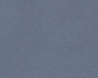 BTY Vintage Grey Blue Suede Cloth Auto Upholstery