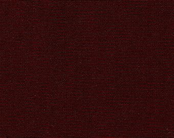 BTY Vintage Burgundy Knit Nylon Auto Upholstery