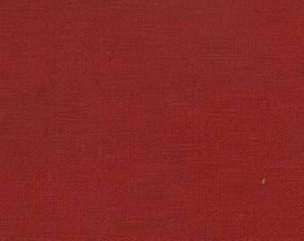 BTY vintage 1976 Pontiac red textured satin upholstery