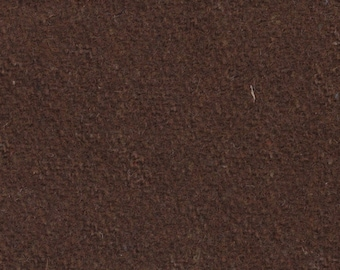 BTY Vintage Brown Plush Velour Auto Upholstery