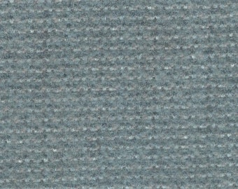 BTY vintage 1978 Chevrolet Pontiac woven blue upholstery