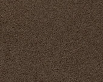 BTY Vintage Taupe Suede Cloth Auto Upholstery