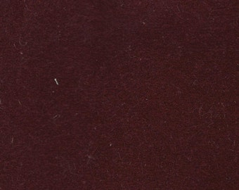 BTY Vintage 1986-87 Plymouth / Dodge / Cruiser / Reliant / Caravelle / Dodge 600 / Caser / LeBaron Burgundy Suede Cloth Auto Upholstery