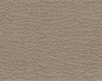 BTY vintage khaki colored textured satin auto upholstery